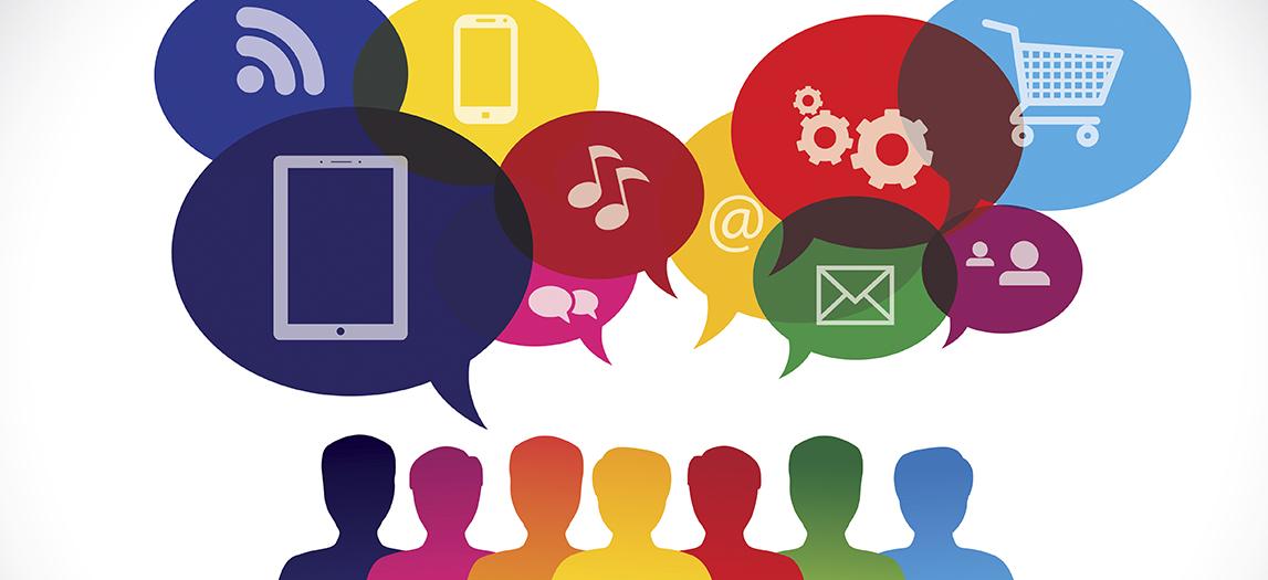 engajamento nas redes sociais
